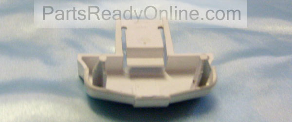 GE Refrigerator Door Shelf End Cap WR2X9144 162D1161