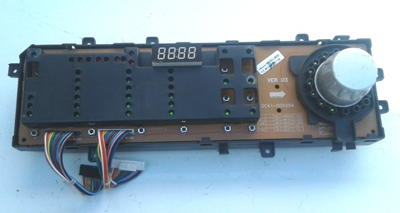 OUT OF STOCK $80 Maytag Washer Control Board dc 41-00025 MFS-MW3P27-SO