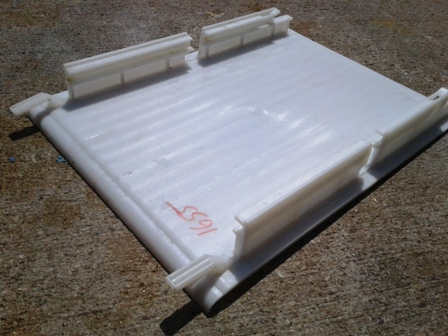 Roper Refrigerator Deli Drawer Cover WP9790379