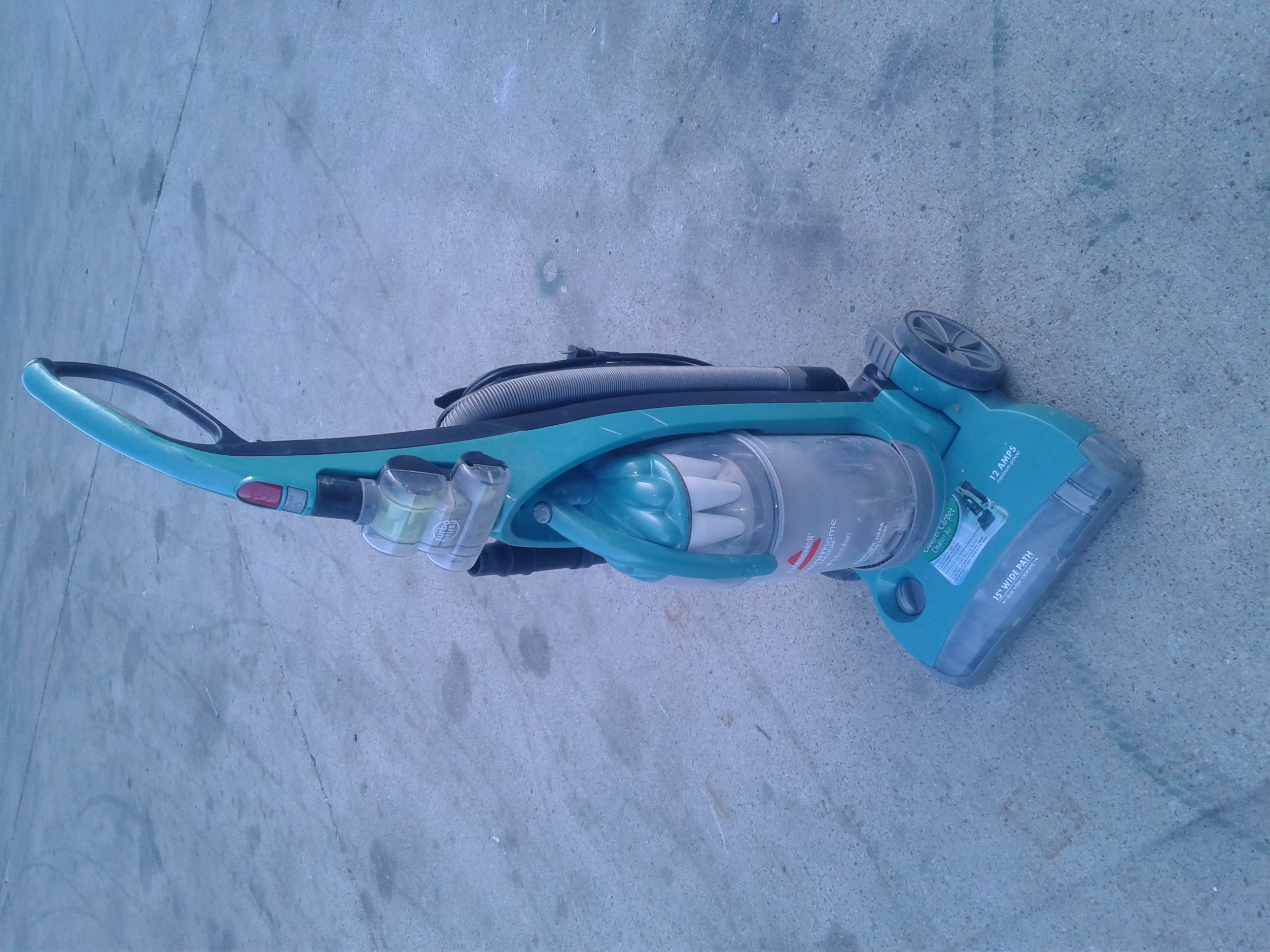 Bissell Vacuum with Attachments