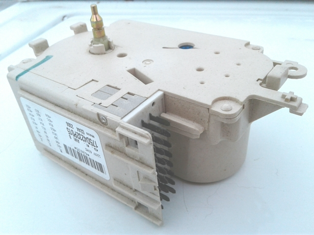 GE Washer Timer175D4232P015