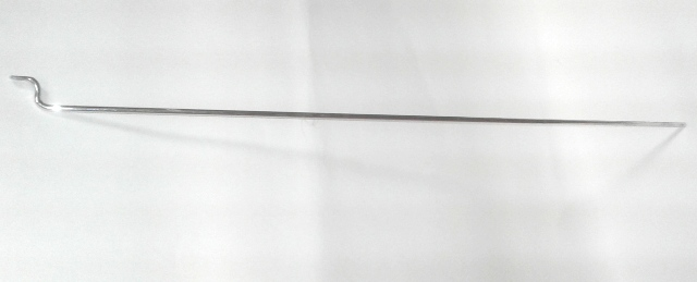 Simmons Metal Crib Rod S-top 38 inches long