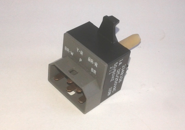 Washer Temperature Switch 3348356
