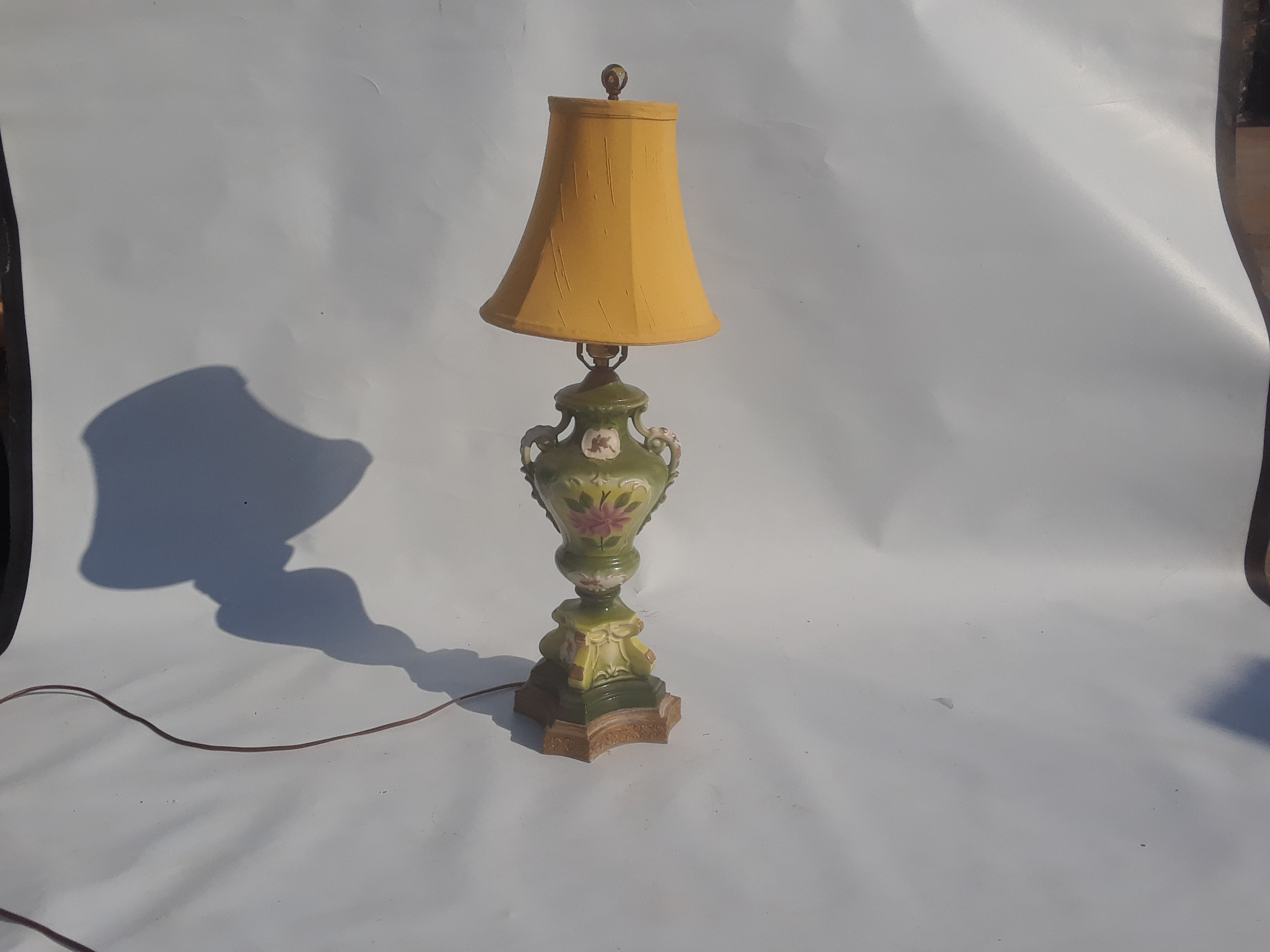 Victorian Style Lamp