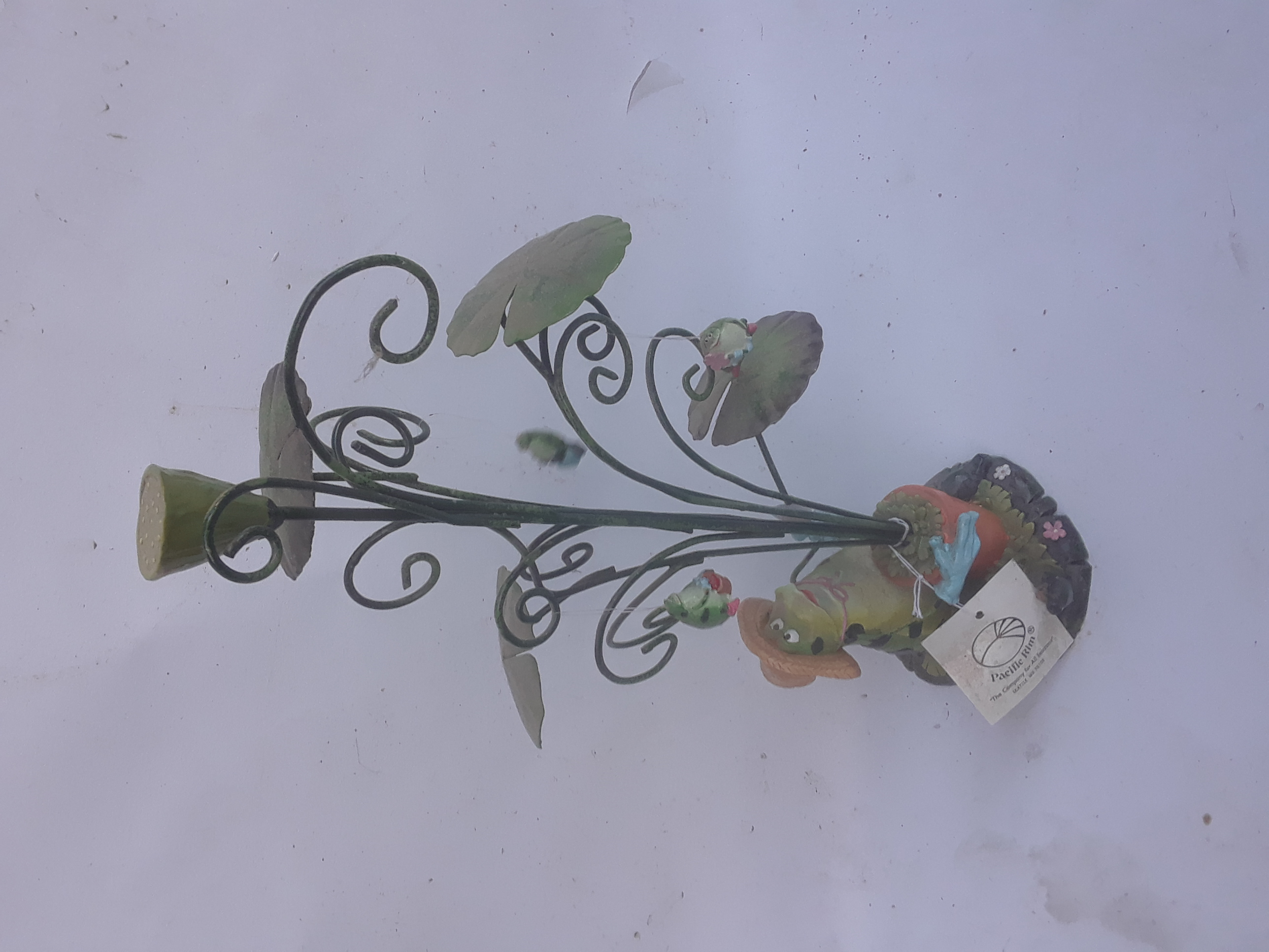 Frogs Ornament for Patio or Garden by Pacific Rim