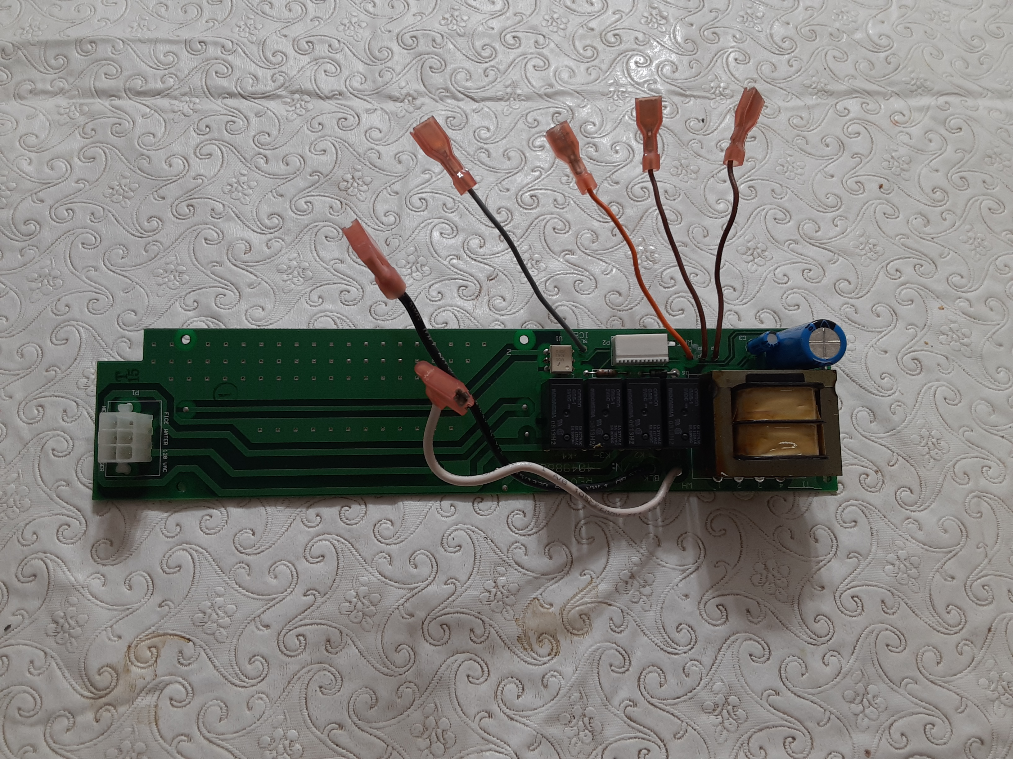 Refrigerator Dispenser Control Board 241708202