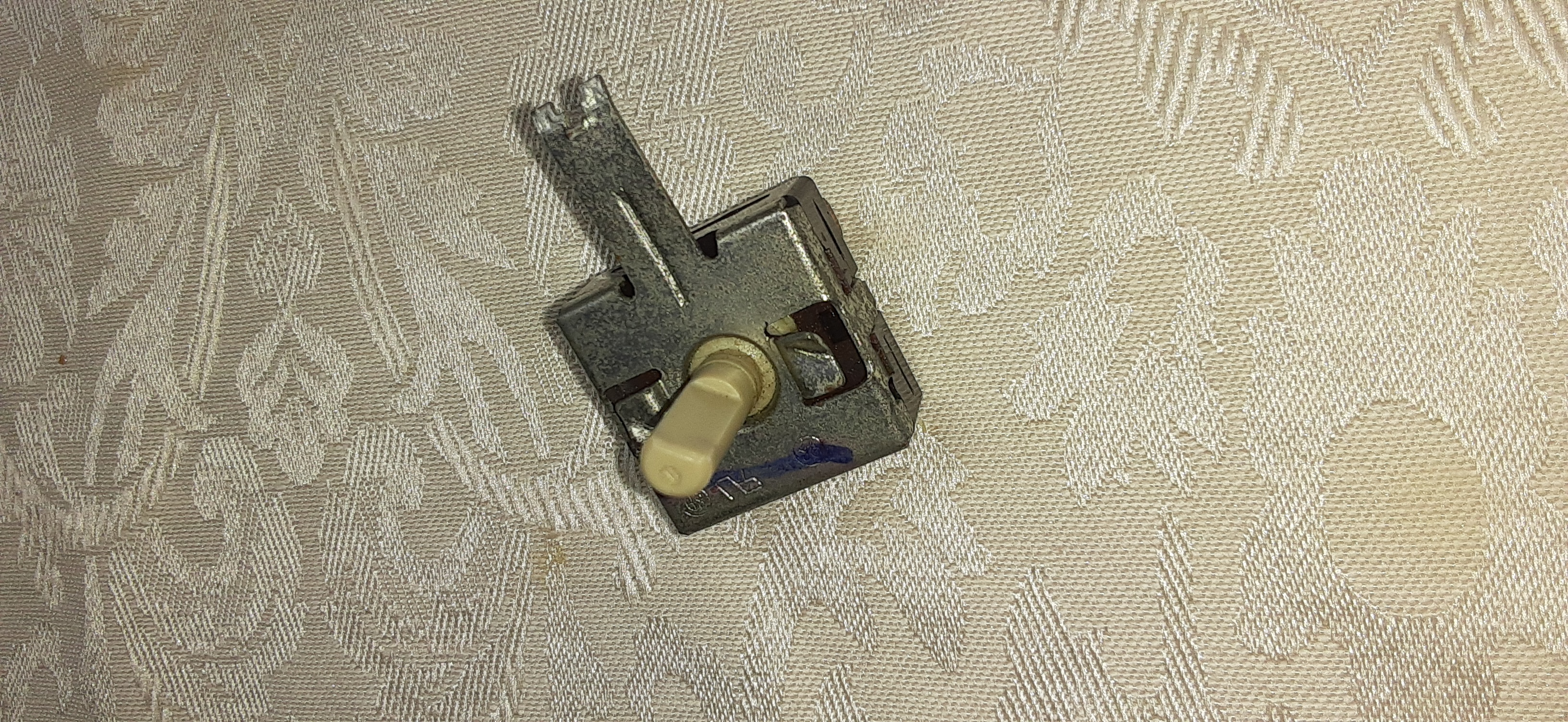 GE Washer Temperature Switch 175D2314P005