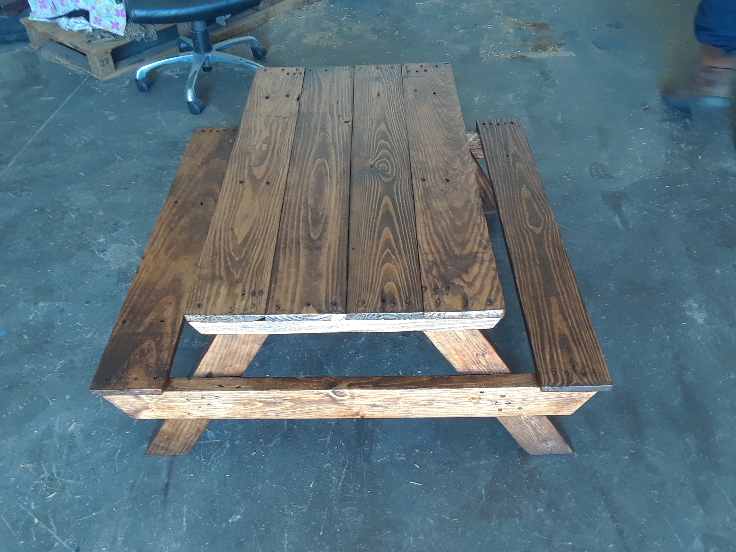 Picnic Table for Children 2-10 years