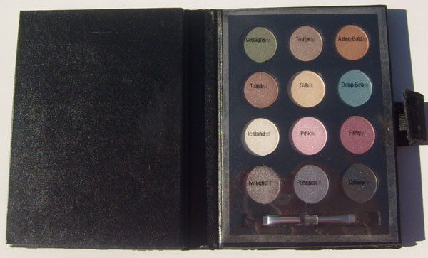 Best of ULTA Palette Makeup Kit: 12 Lip and Eye Shades in Ultimate Collection including Applicators and Mirror