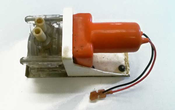 24V DC Beverage Pump and Motor Assembly for Drink Dispenser