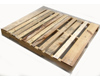 48x40 Used Wood Pallet 4-Way A-Grade