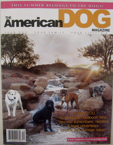 The American Dog Magazine Vol 4 Issue 2