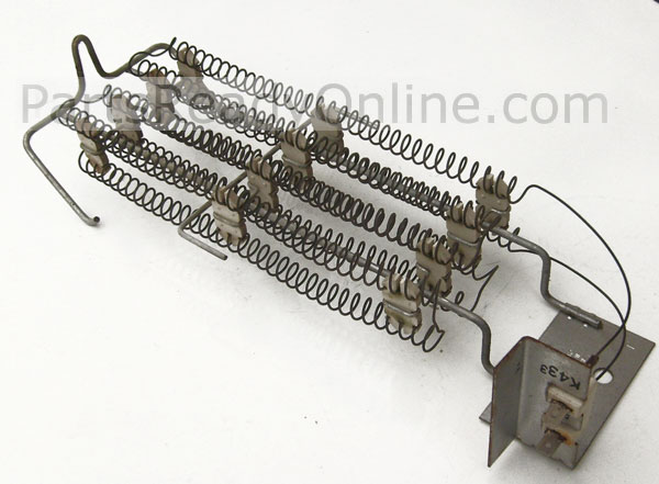 Whirlpool Kenmore Electric Dryer Heating Element 693062 5400 W 240 V (replaces 4391960 197012 206114 4391960R 8218 279218 279247 279248 279410 279411 279455 279478 279598 279698 337378)