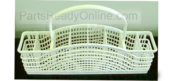 Frigidaire Silverware Basket 154238801 Dishwasher Model FDB989GFC1
