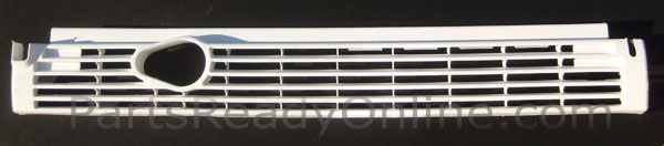 "Refrigerator Grille 2303292 2303292W Kickplate for Kenmore Elite Side By Side Refrigerator (35"" long)"