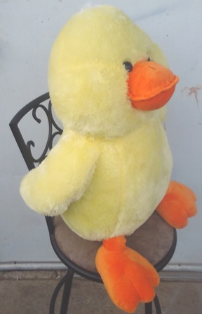 Giant Plush Duck 30 inches Long
