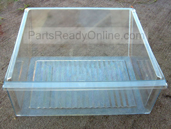 "OUT OF STOCK Refrigerator Fruit Pan D7817212 Crisper Pan 16.5""W x 11""L x 6.25""H for Maytag, Amana, Kenmore, Whirlpool Refrigerators 40"