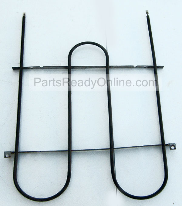 "Whirlpool Oven Broiler Element 660579 311714 11-3/4"" Wide x 18"" Long 3000 Watt"