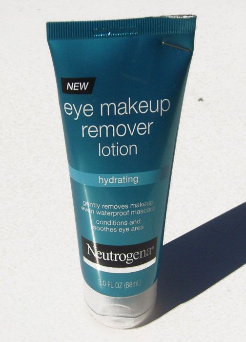 Neutrogena Hydrating Eye Makeup Remover Lotion 3 Oz (88 mL)