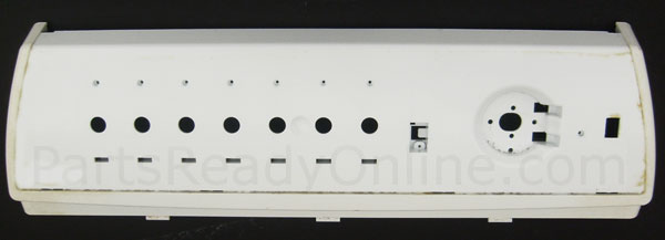 Maytag Admiral Washer Control Panel Frame 35-5722 White