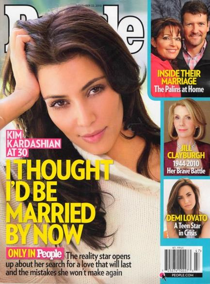 People Magazine November 22, 2010 Issue NEW