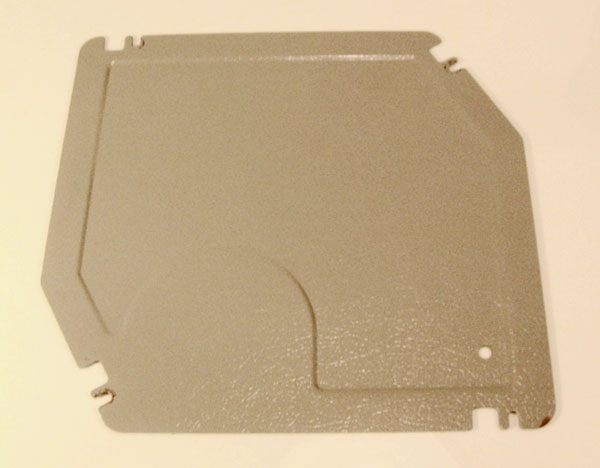 Admiral Washer Rear Shield 21001876 Back Cover for the Washer Rear Panel