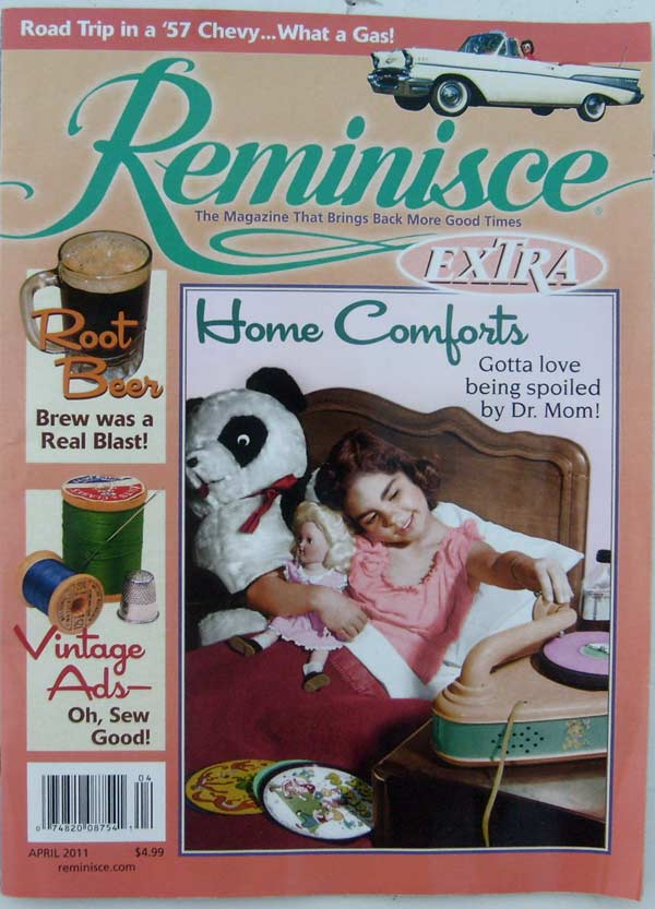 Reminisce The Magazine That Bring Back more Good Times APRIL 2011