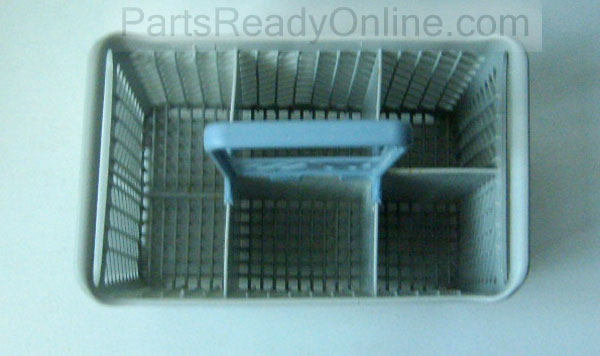 Maytag Dishwasher Silverware Basket W10187635 (also 912639, 9-3446) WITHOUT HANDLE