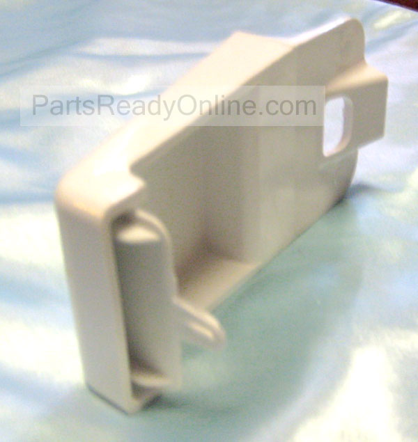 Whirlpool End Cap  2195915 Refrigerator Door Shelf  5-inch long fits 1.75 bar model ET8WTKXKQ03