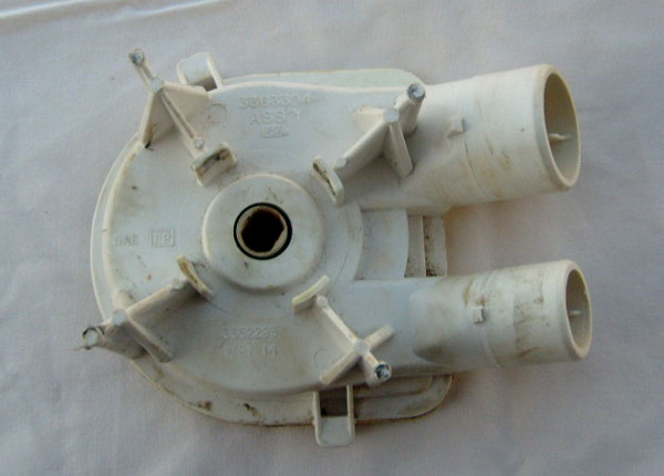 Water Pump 3363394 for Whirlpool Kenmore Washers