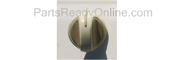 Kenmore Washer Control Knob 3402574 Almond Knob with Clip 688805 fits Kenmore 70 Series, 80 Series, 90 Series