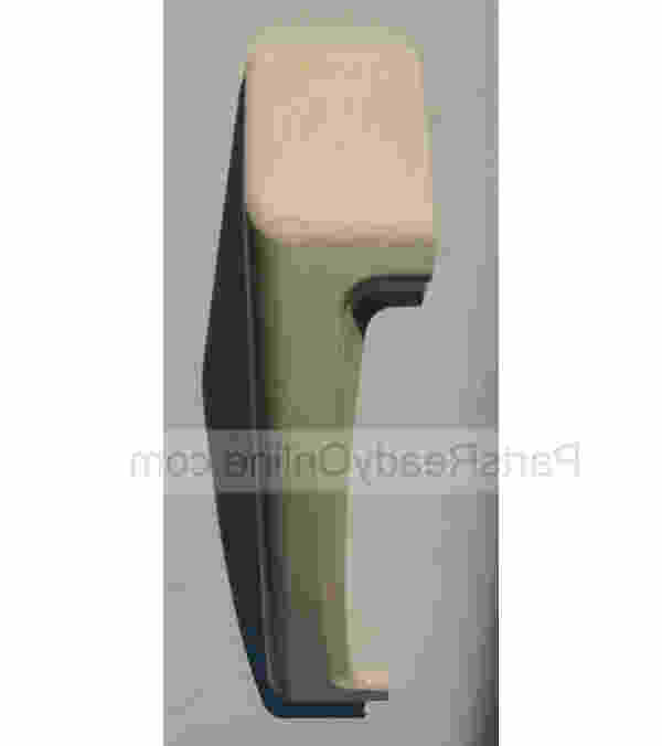Kenmore Washer Dryer Left Trim 3951014 for Endcap ALMOND TRIM