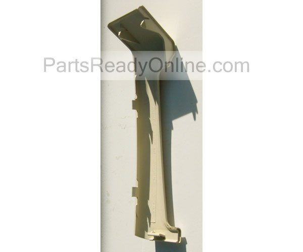 Kenmore Washer Trim 3951010 Almond Trim for Dryer Right Endcap