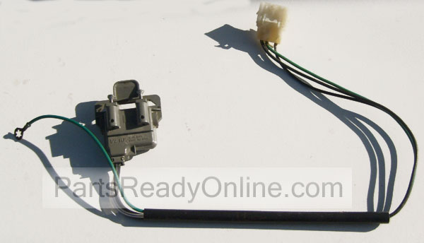 "Lid Switch 3949238 Kenmore Washer Door Sensor 24"" Long with 3 flat pins"