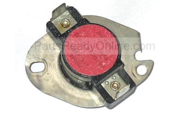 Hi Limit Thermostat 201662 (WE4X584) L258-50F for GE Hotpoint Dryers