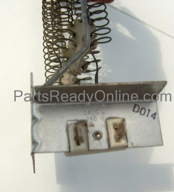 dryer heating element 696579 whirlpool roper kenmore 5400 watts 240v