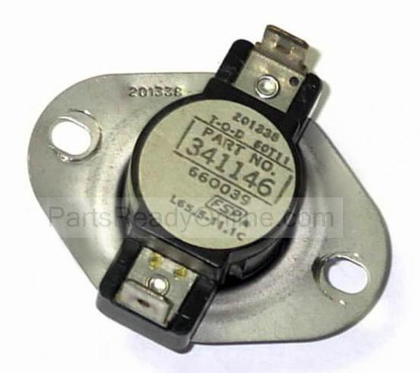 Whirlpool dryer thermostat wiring diagram wiring solutions whirlpool dryer cycling thermostat 341146 694674 l150 wiring diagram for kenmore cheapraybanclubmaster Image collections
