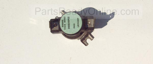 GE Dryer Thermostat L210-30F (manuf. # 540B146P02)