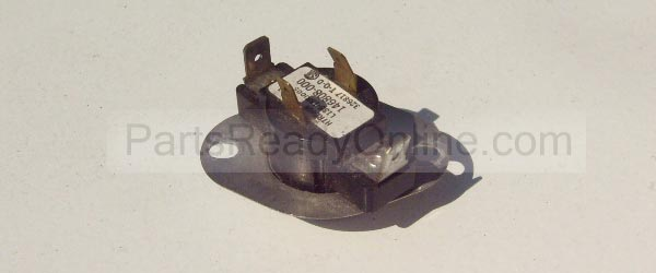 Cycling Thermostat 146808-000 (131298300) L135-15F Frigidaire, Tappan, Kenmore Dryer Thermostat