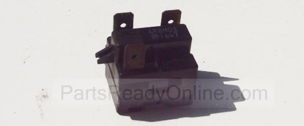 OUT OF STOCK $40 Refrigerator R134a Compressor Electrical Component 6R8MD3 @1647
