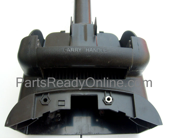 Hoover Carry Handle Replacement with Top Cord Wrap Hook