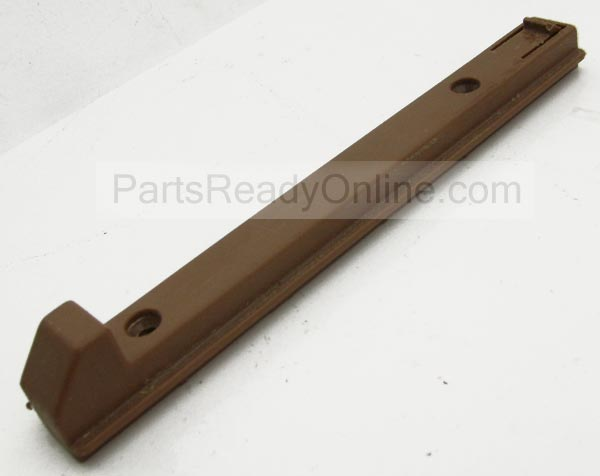 Crib Lower Track in Plactic Crib Hardware Brown