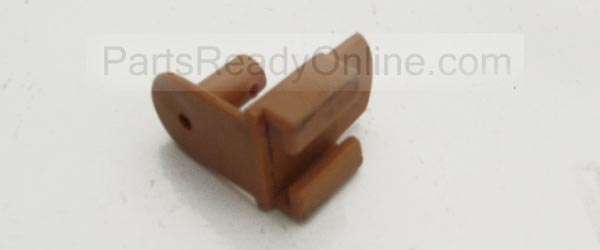 "OUT OF STOCK $25 Crib Lower Guide for Cribs with Knee Release Plastic Hardware fits 3/4"" Track"