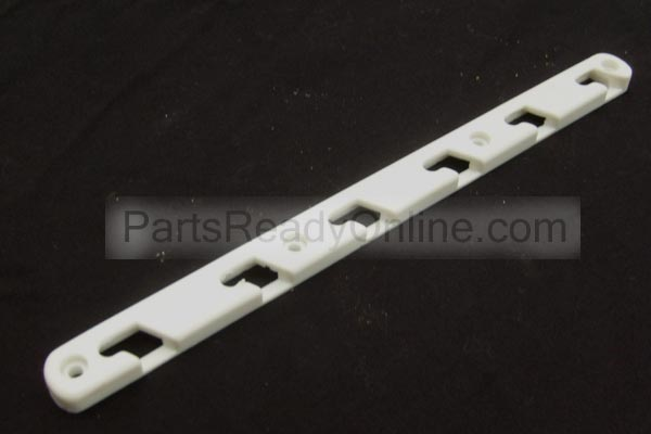 Left Plastic Bracket for Crib Mattress Support (allows 6 height adjustments)