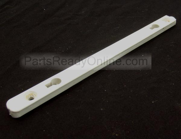 Crib Upper Track for Cribs with Hand Release Plastic Hardware with Keyhole Shaped Opening 9-1/4