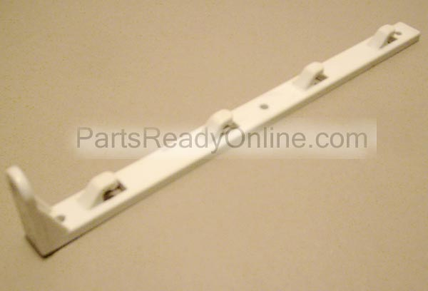 Plastic Hook-on Mattress Bracket with Rod Angle 11-1/2 LONG
