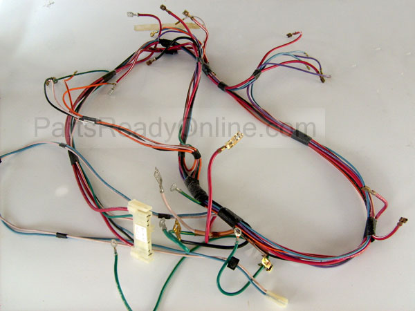 Whirlpool Dryer Wiring Harness 3405110