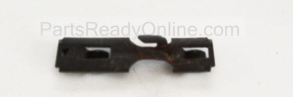 Whirlpool Dryer Front Panel Retainer Clip (Dryer Cabinet Front Bottom Clip)