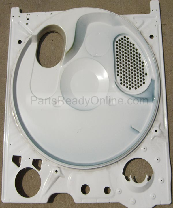 Whirlpool Dryer Bulkhead