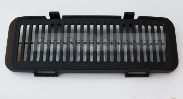 "Bissell Filter Grille 8.5"" x 2.75"" Rectangular Filter Cover for Bissell Upright Vacuum Cleaners"